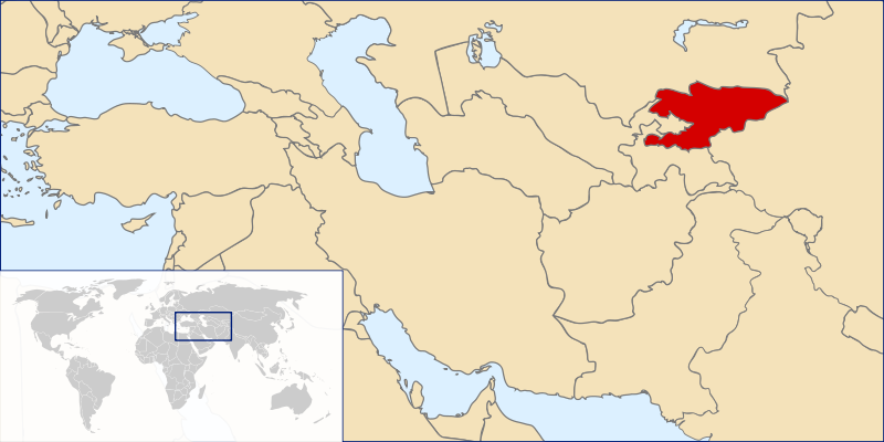 Kyrgyzstan and the Russian Resurgence Looking for Trouble