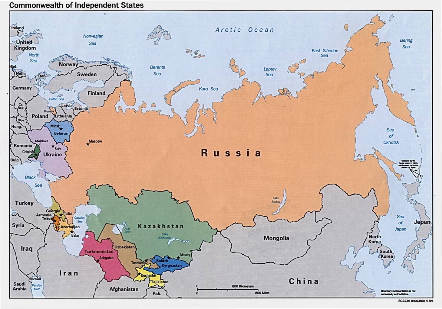An analysis of the ukrainian history and the relation to russia