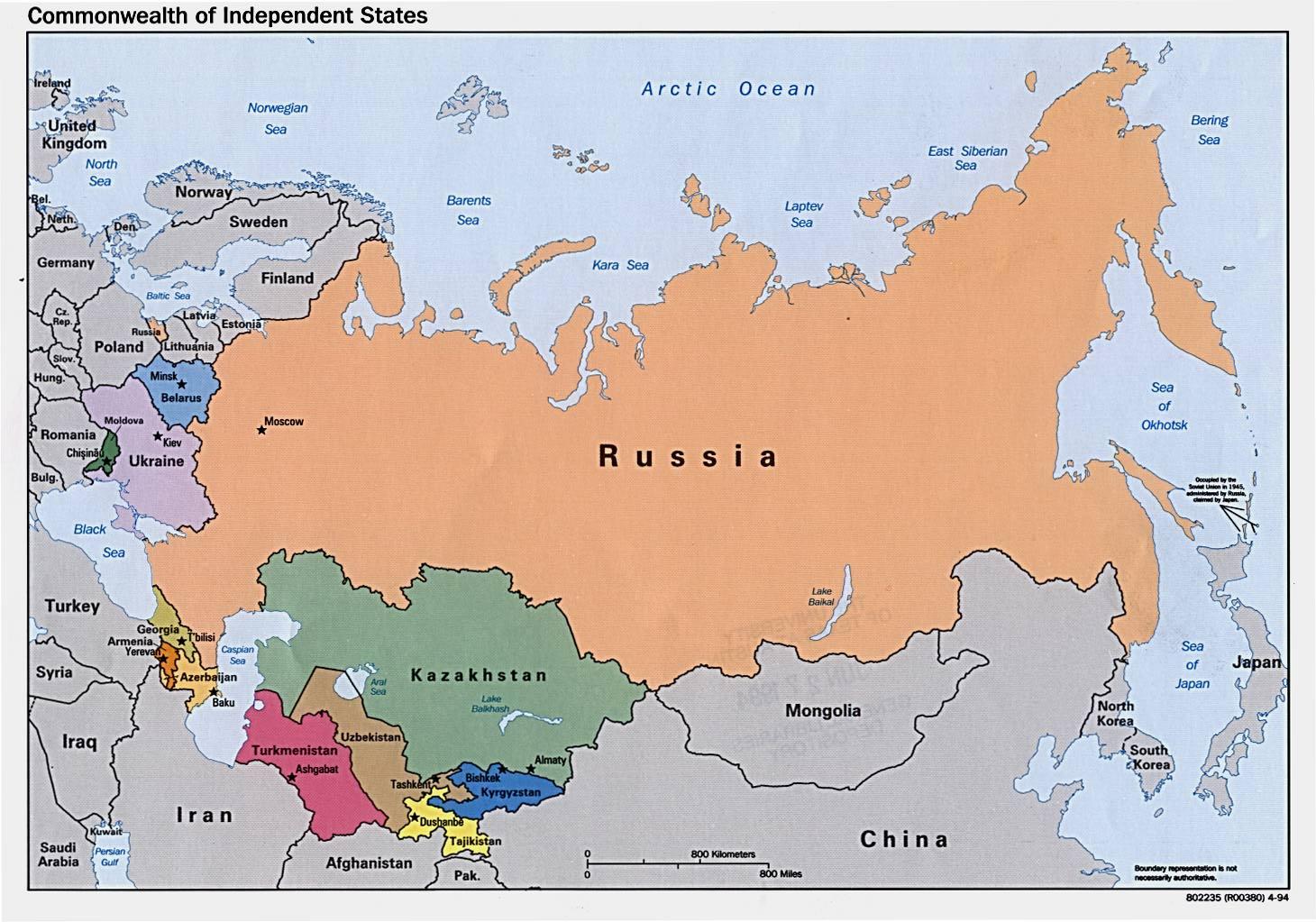 The Anti-globalization Movement of Russia